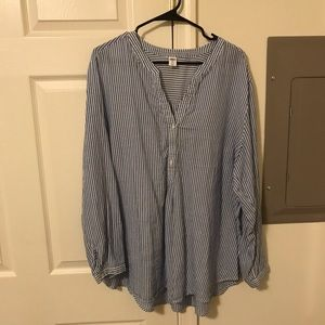 Old Navy Classic Striped Tunic